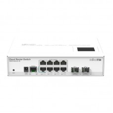 Cloud Router Switch 210-8G-2S+IN