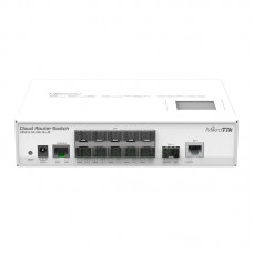 Cloud Router Switch 212-1G-10S-1S+IN