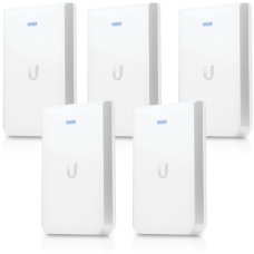 Ubiquiti UniFi AC In-Wall 5-pack
