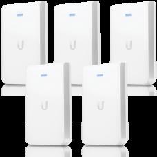 Ubiquiti UniFi AC In-Wall 5-pack