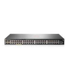 HPE Aruba 2930F 48G PoE+ 4SFP+ Switch