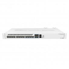 MikroTik Cloud Router Switch 312-4C+8XG-RM