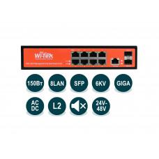 Wi-Tek WI-PMS310GF-Alien